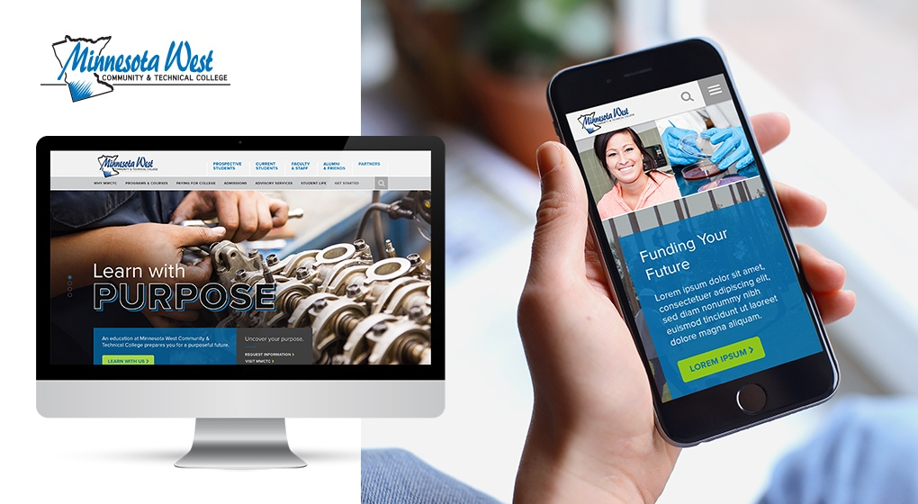 Minnesota West Community & Technical College Website