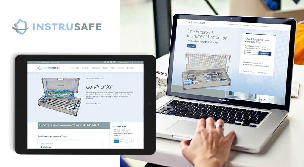 InstruSafe Website