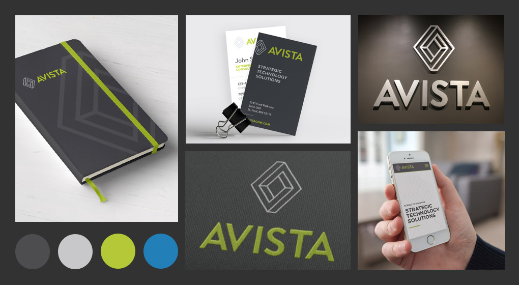 Avista Branding