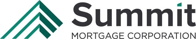Summit Mortgage Corporation Logo Design
