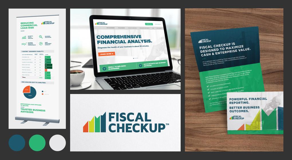 Fiscal Checkup Branding